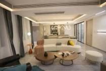 景江花园精装 两套打通 4室 2厅 2卫
